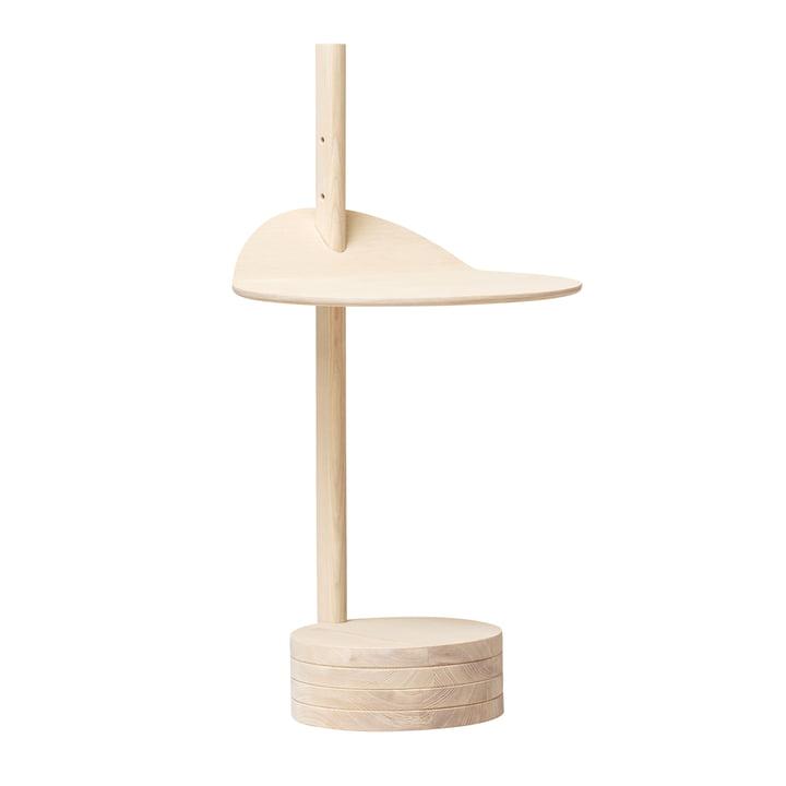 Stilk side table, ash by Form & Refine