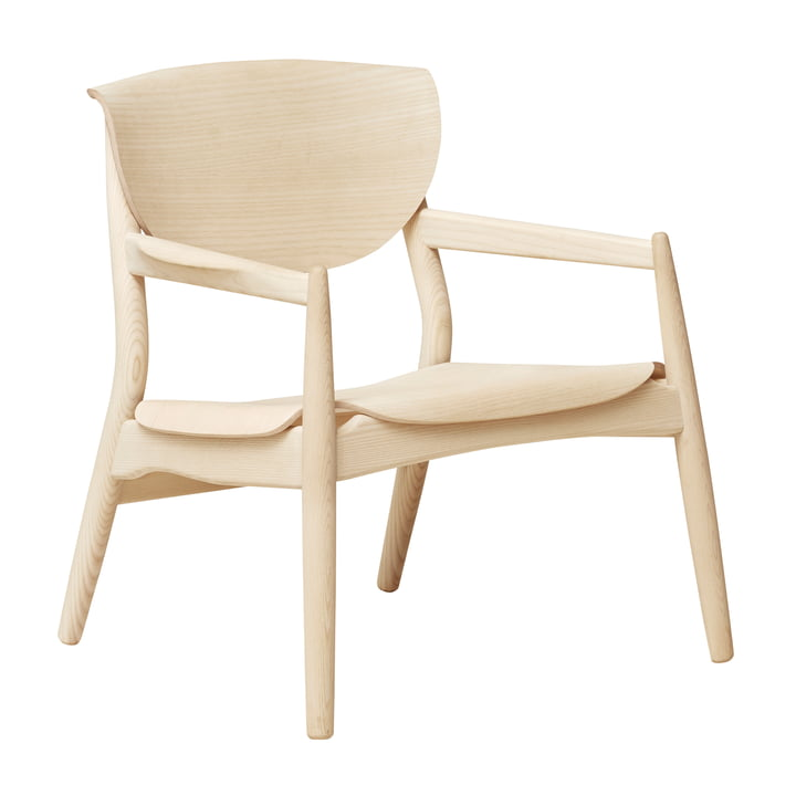 Origin Lounge Chair, ash from Form & Refine