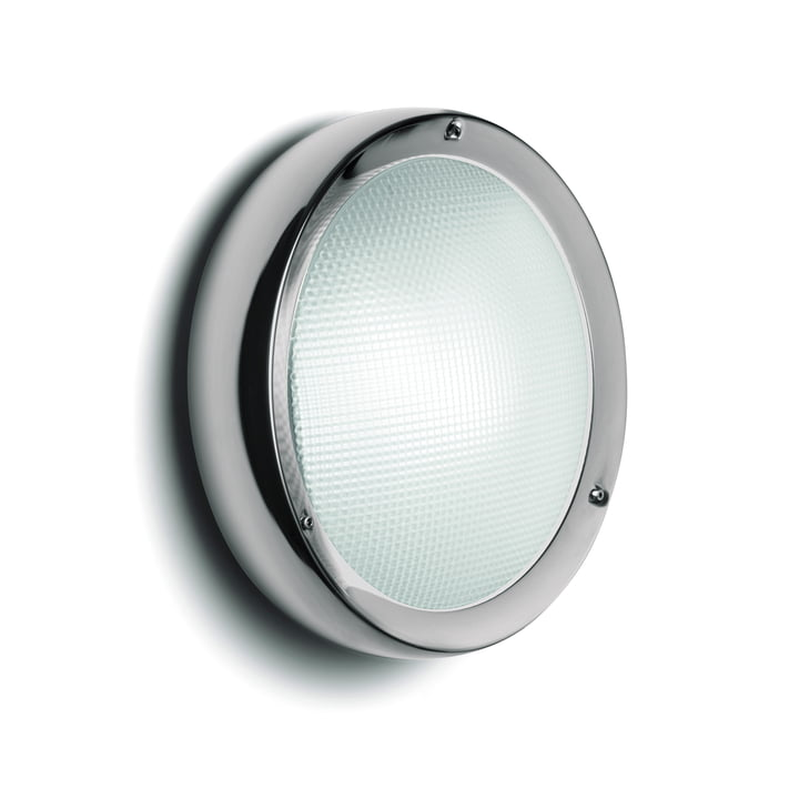 Niki outdoor wall and ceiling lamp, gloss by Artemide