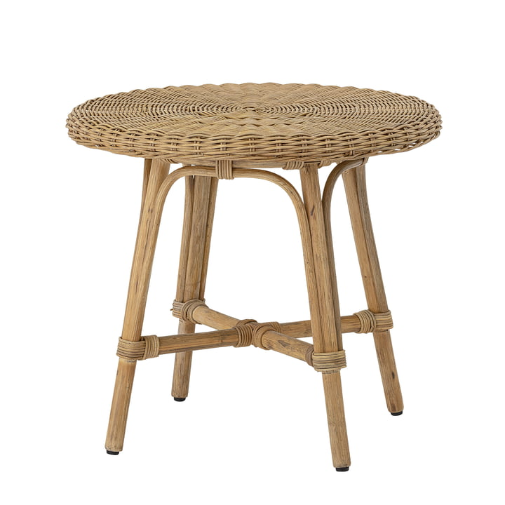 Anja rattan children's table, nature by Bloomingville .