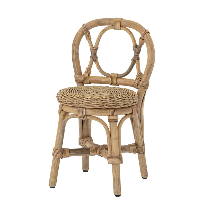 Hortense rattan chair, natural by Bloomingville .