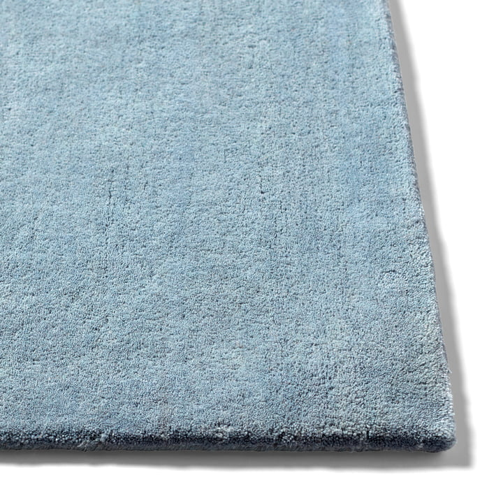 Hay - Raw carpet, light blue