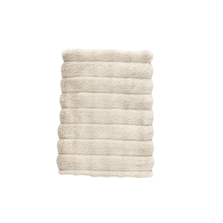 Inu guest towel, 50 x 70 cm, sand from Zone Denmark