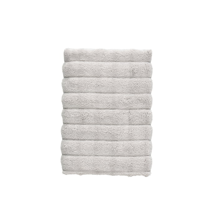 Inu guest towel, 50 x 70 cm, soft gray from Zone Denmark