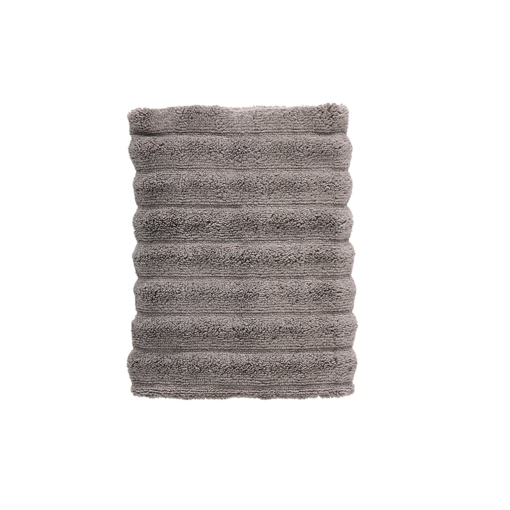 Inu guest towel, 50 x 70 cm, taupe from Zone Denmark