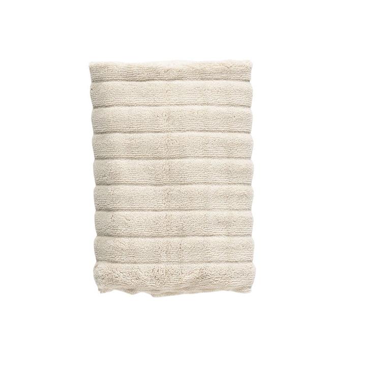 Inu towel, 50 x 100 cm, sand from Zone Denmark