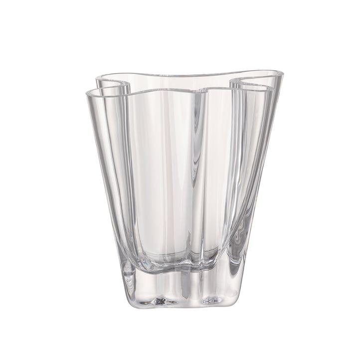 Flux vase, 14 cm / clear by Rosenthal