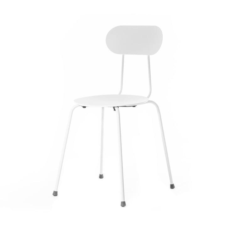 Mariolina chair, mono white by Magis