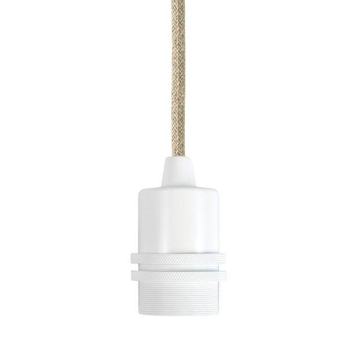 Bolt White / Natural Linnen (TT-00) from NUD Collection