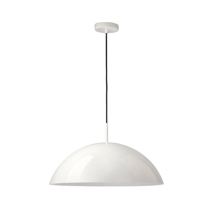 HKliving - Cupola pendant lamp, Ø 56 x H 20 cm, white