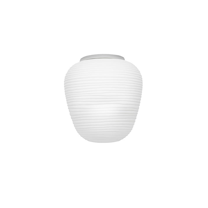 The Rituals 3 semi wall lamp MyLight, white / white by Foscarini