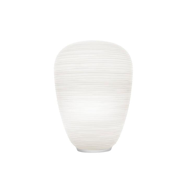The Rituals 1 semi wall lamp MyLight, white / white by Foscarini