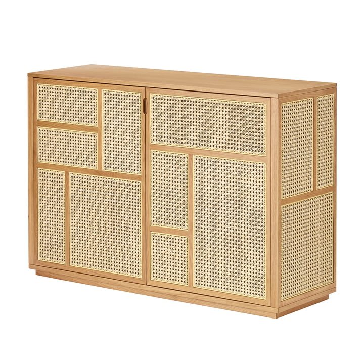 The Design House Stockholm - Air sideboard in oak