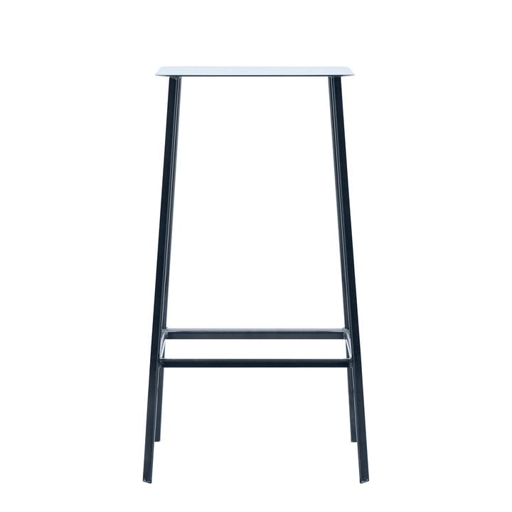 Rag bar stool, iron by House Doctor