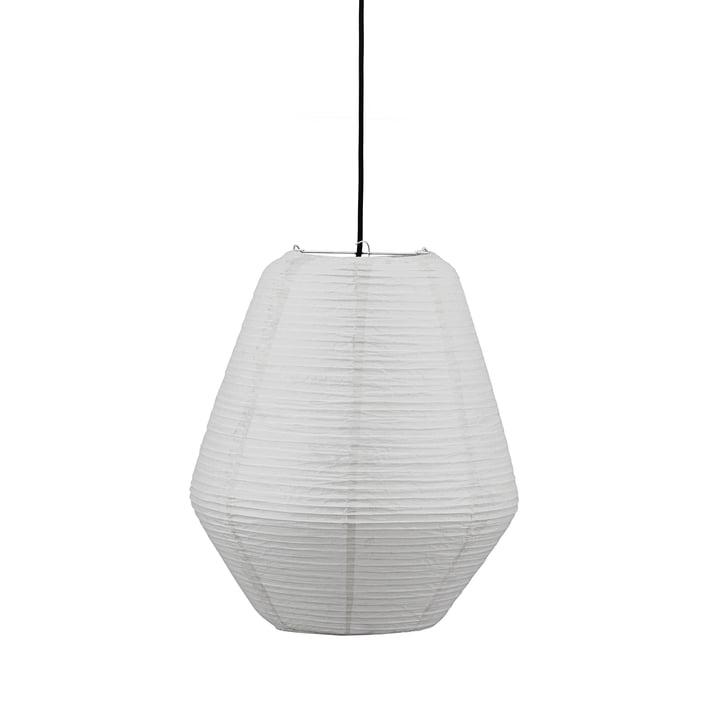 The Bidar lampshade, Ø 36 cm, gray by House Doctor