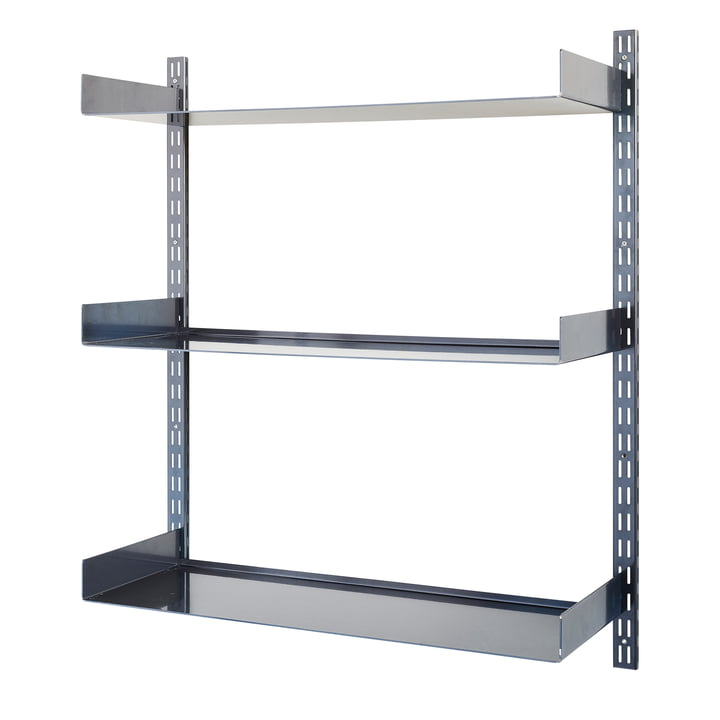 Fari shelving system, black by House Doctor