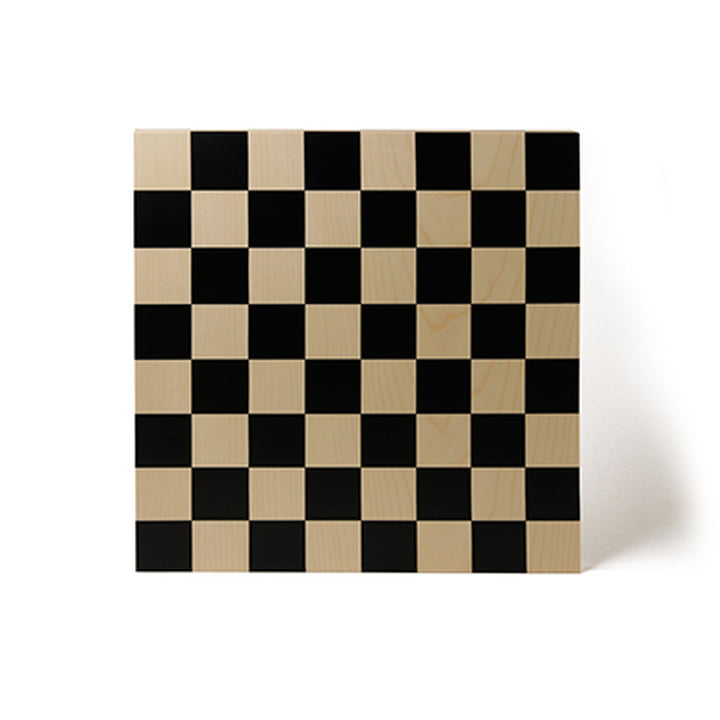 Bauhaus chess board by Naef Spiele