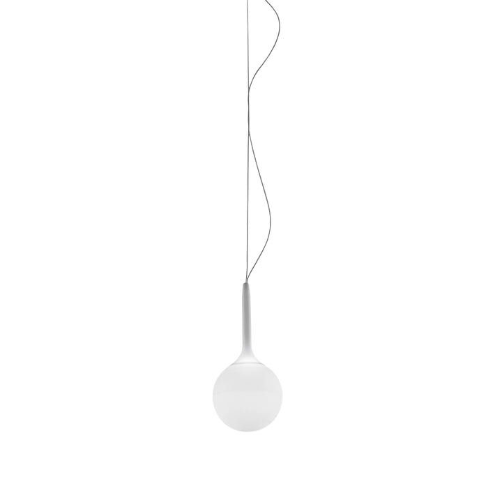Castore pendant lamp Ø 14 cm by Artemide in white