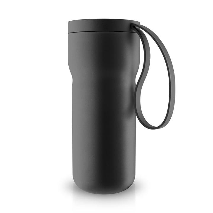 The Nordic Kitchen thermo mug 0.35 l, black by Eva Solo