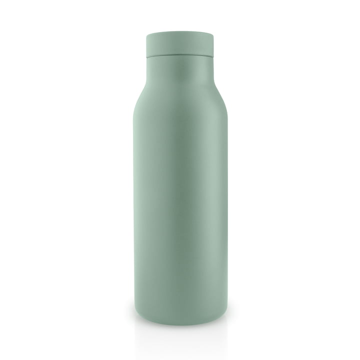 The Urban thermos bottle 0.5 l, faded green by Eva Solo
