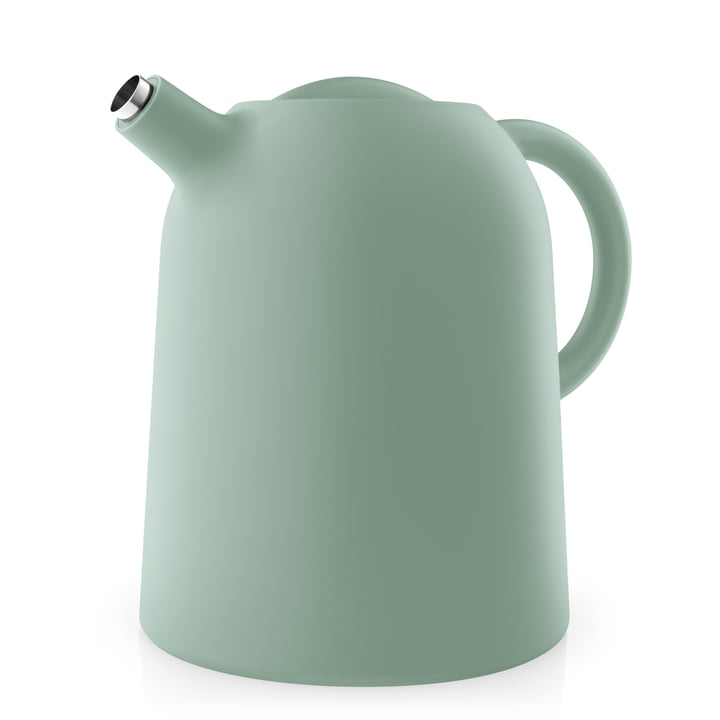 The Thimble jug 1 l, faded green by Eva Solo