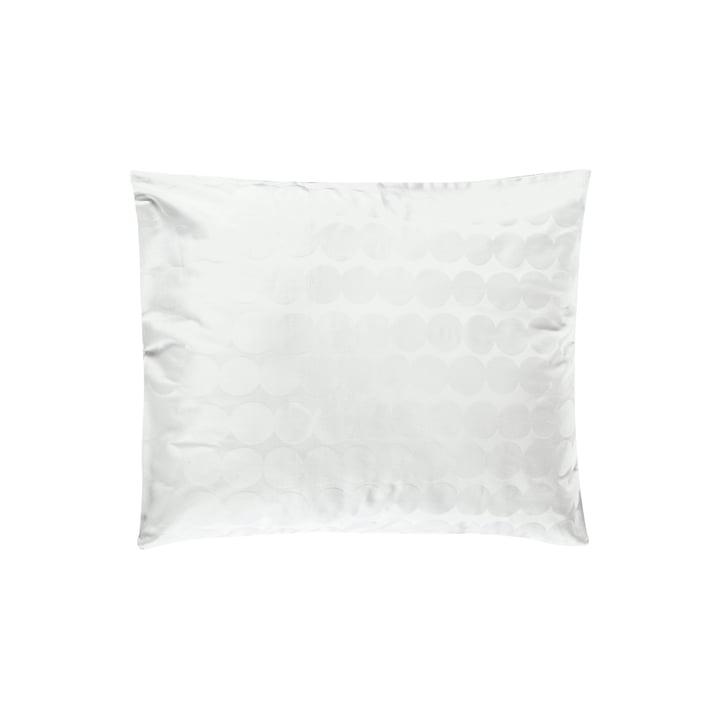 The Räsymatto pillow case 50 x 60 cm, white by Marimekko