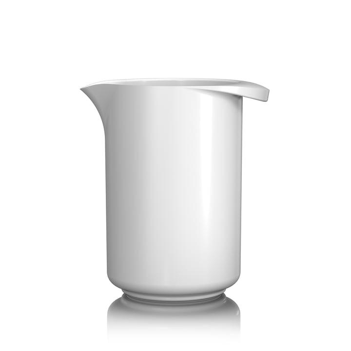 The mixing beaker Margrethe, 0.5 l, white from Rosti