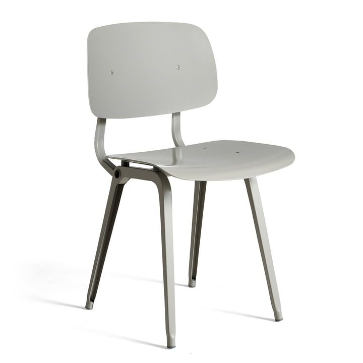 The Revolt Chair, beige / beige by Hay
