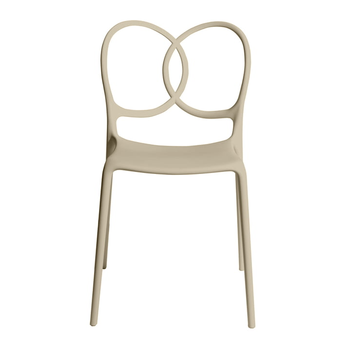 Sissi Chair, beige by Driade