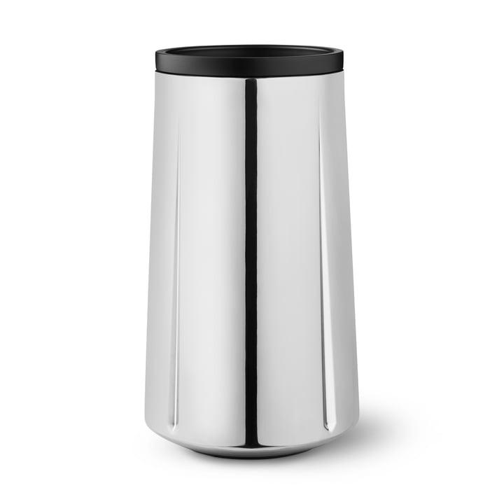 Grand Cru wine cooler, H 22.5 cm, stainless steel by Rosendahl