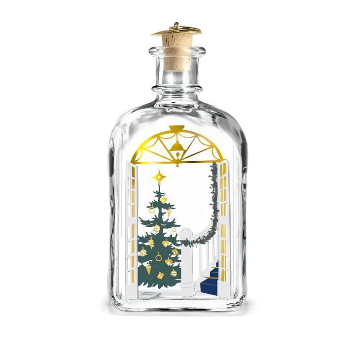 The Christmas bottle 2020 73 cl, clear from Holmegaard