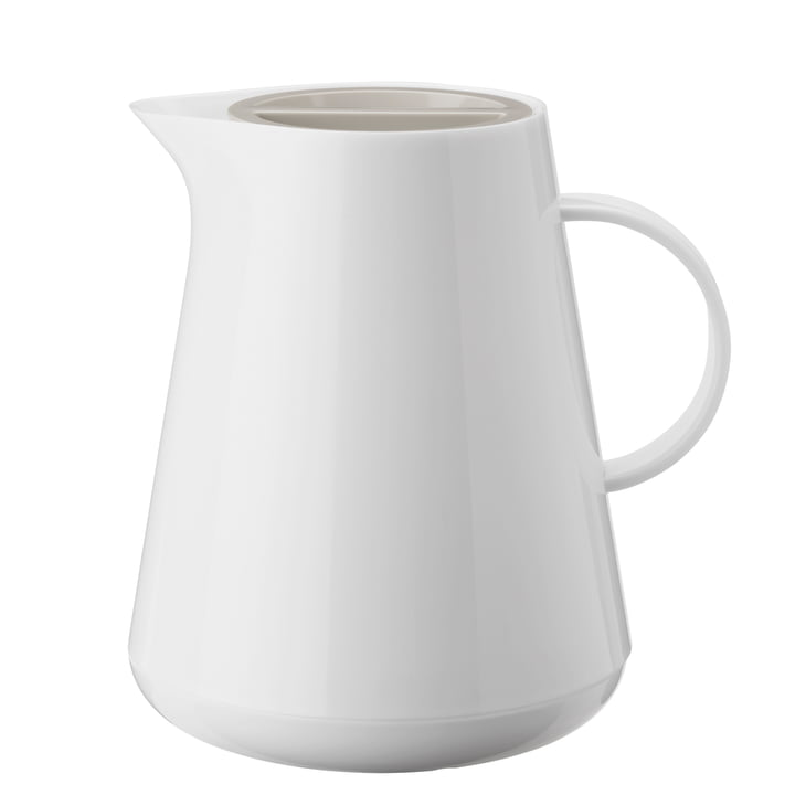 Hottie Vacuum jug 1 l, white / grey from Rig-Tig by Stelton