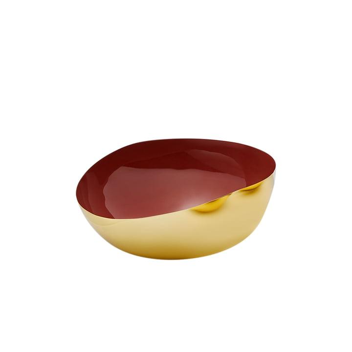 Elise bowl M, gold by Philippi