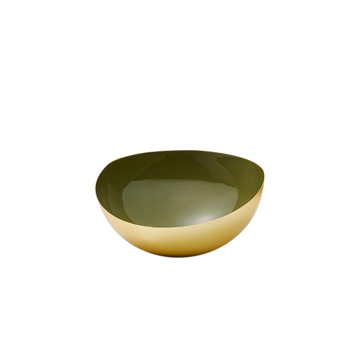 Elise bowl S, gold by Philippi