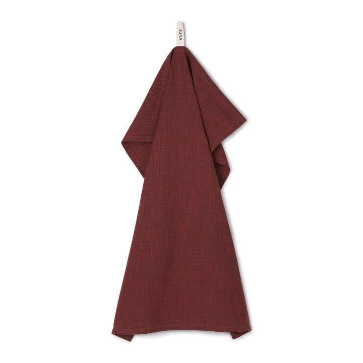 Surface Tea towel, 50 x 70 cm, chocolate from Juna