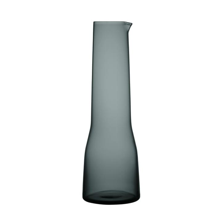 The Essence Carafe 1 l, dark grey from Iittala