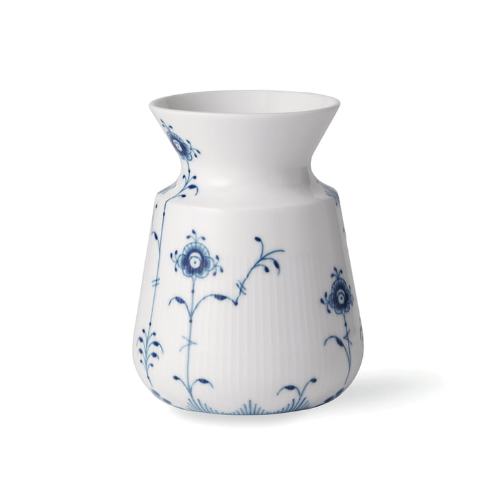 Elements Blue Vase H 13 cm from Royal Copenhagen