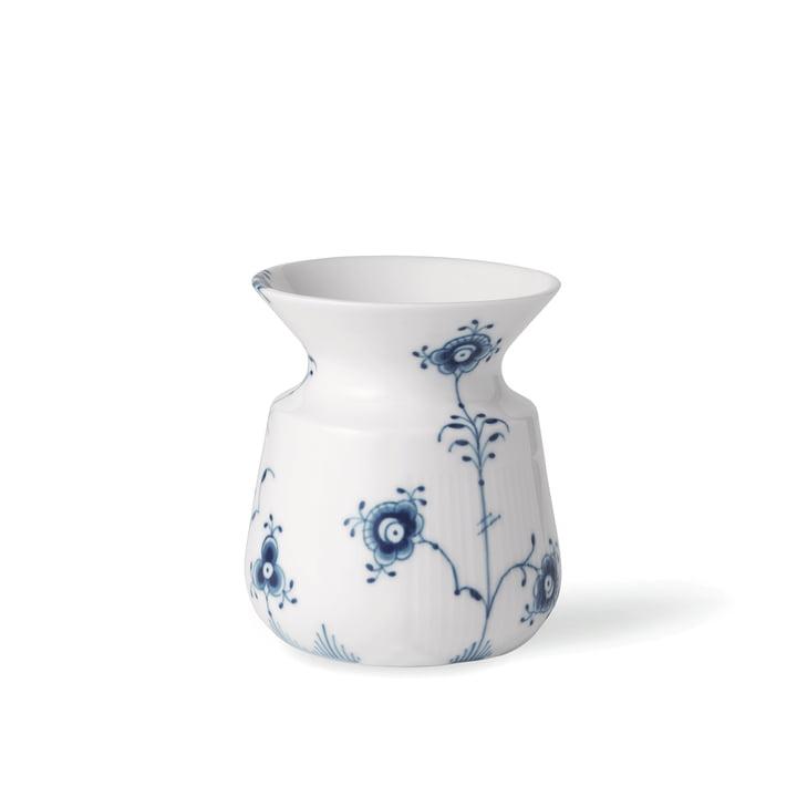 Elements Blue Vase H 10 cm from Royal Copenhagen