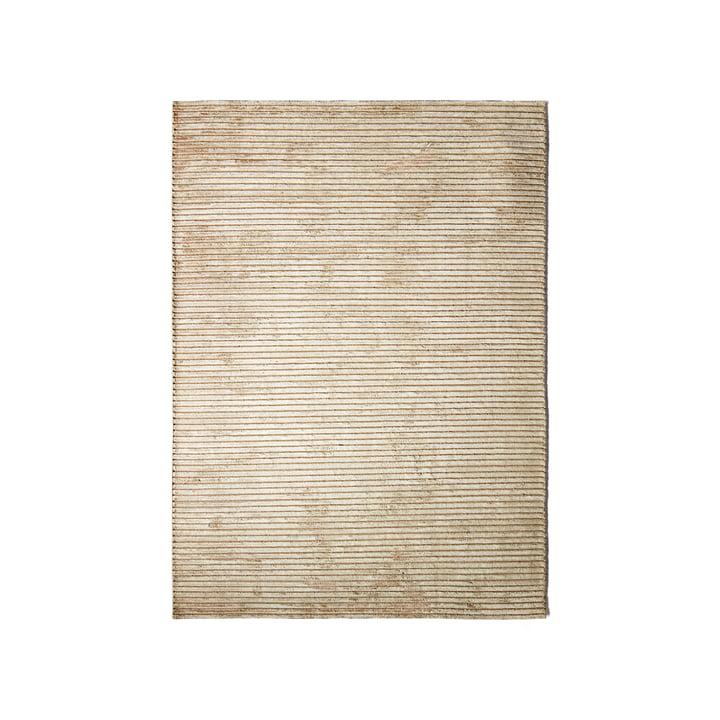 The Houkime carpet 170 x 240 cm, beige by Menu