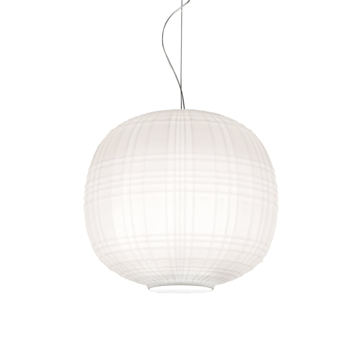 The Tartan pendant lamp by Foscarini