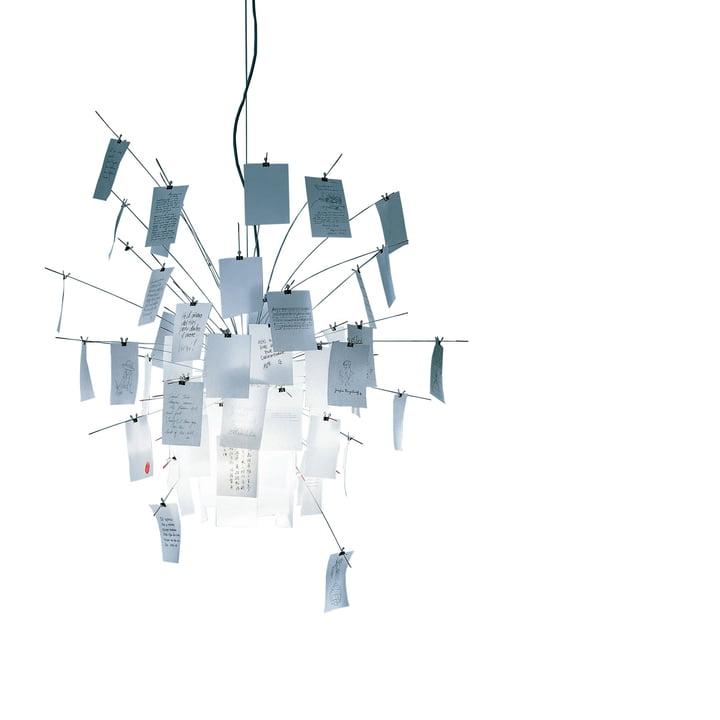 Ingo Maurer - Zettel'z 6 Pendant Lamp
