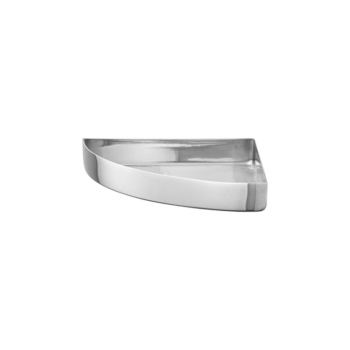 The Unity tray in silver by AYTM