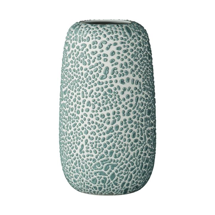The Gemma Vase, large, dusty green from AYTM
