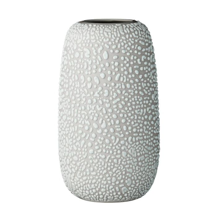The Gemma Vase, large, light grey by AYTM