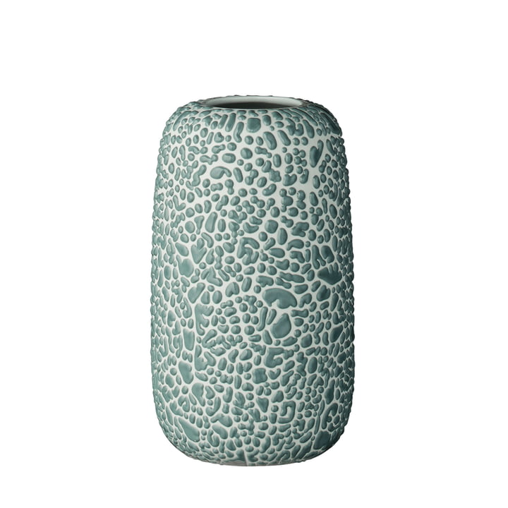 The Gemma vase, medium, dusty green from AYTM