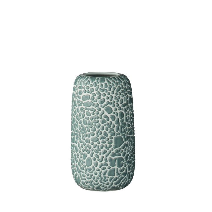 The Gemma Vase, small, dusty green from AYTM