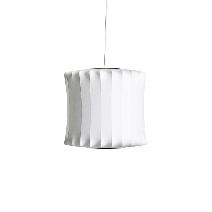The Nelson Lantern Bubble pendant luminaire S, off white from Hay