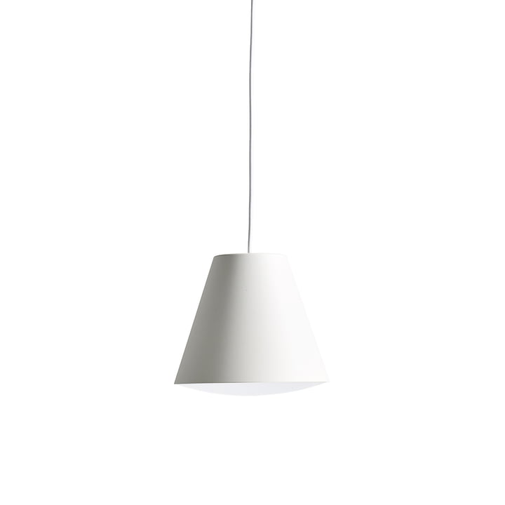 The Sinker Pendant S, cream white from Hay