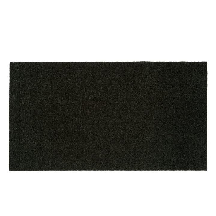 The doormat Unicolor dark green from tica copenhagen