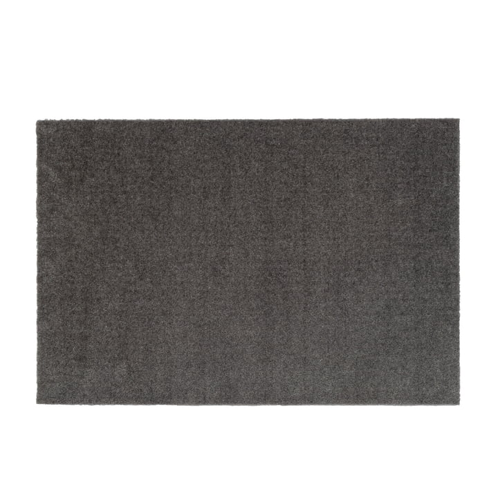 Doormat Unicolor steel grey from tica copenhagen